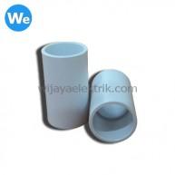 Sok Pipa Conduit 20mm Merk Clipsal Warna Putih