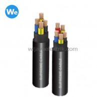 kabel NYY 4 x 25 mm Meteran