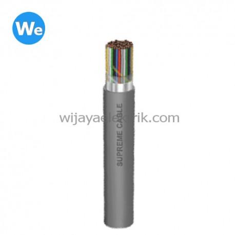 Kabel Telepon Supreme 100 x 2 x 0.6mm