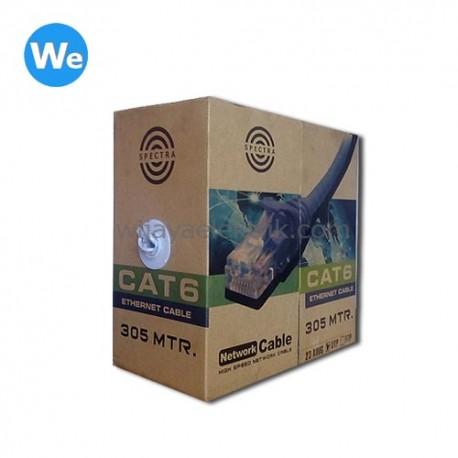 Kabel UTP CAT6 Spectra CCA