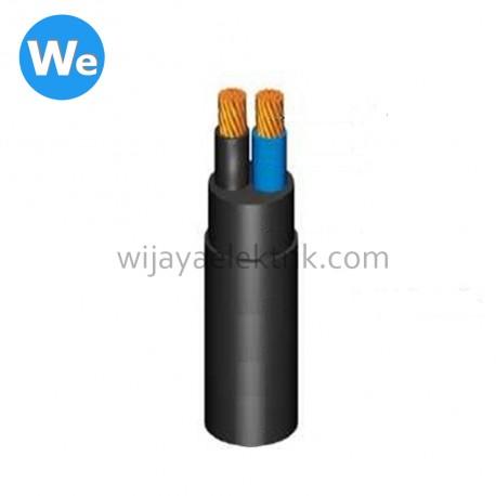 Kabel Supreme NYY 2 x 4mm ( Meteran )