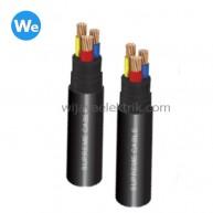 Kabel NYY 3 x 6 mm ( Meteran )