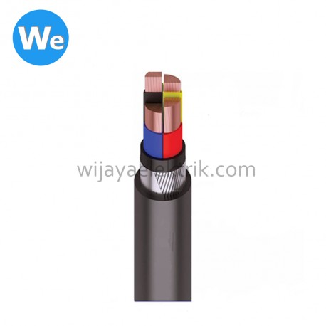 Kabel Supreme NYRGBY 4 x 10 mm ( Meteran )