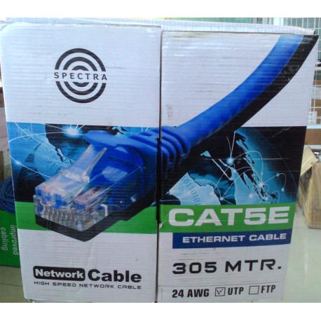 Kabel UTP CAT5E Spectra Premium
