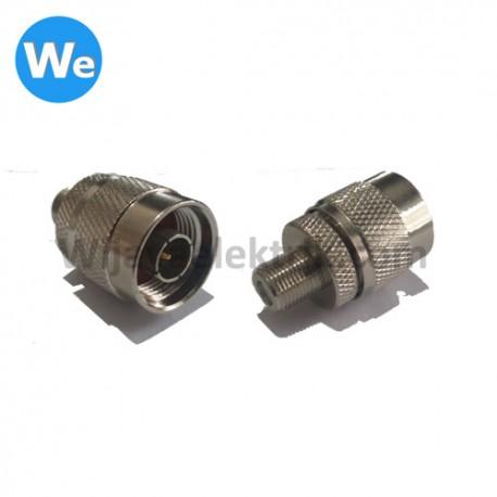 konektor Repeater / Penguat Signal F to N