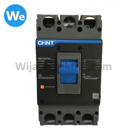 MCCB CHINT NXM-400S 350A
