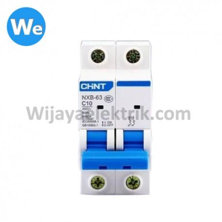 MCB CHINT NXB-63 2Phase 6kA 4A