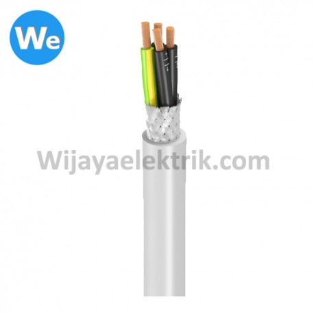 Kabel Delta LIYCY 5 x 1.0mm