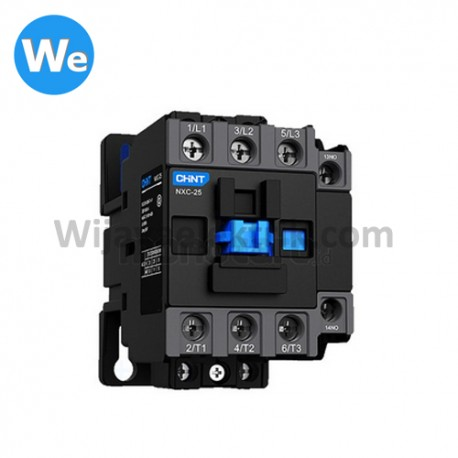 Contactor CHINT NXC-25 3P 220VAC