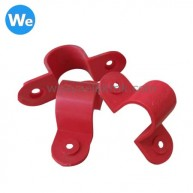 Clamp Pipa Merah 20mm