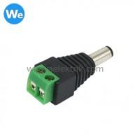 DC Plug Male (DC Connector)